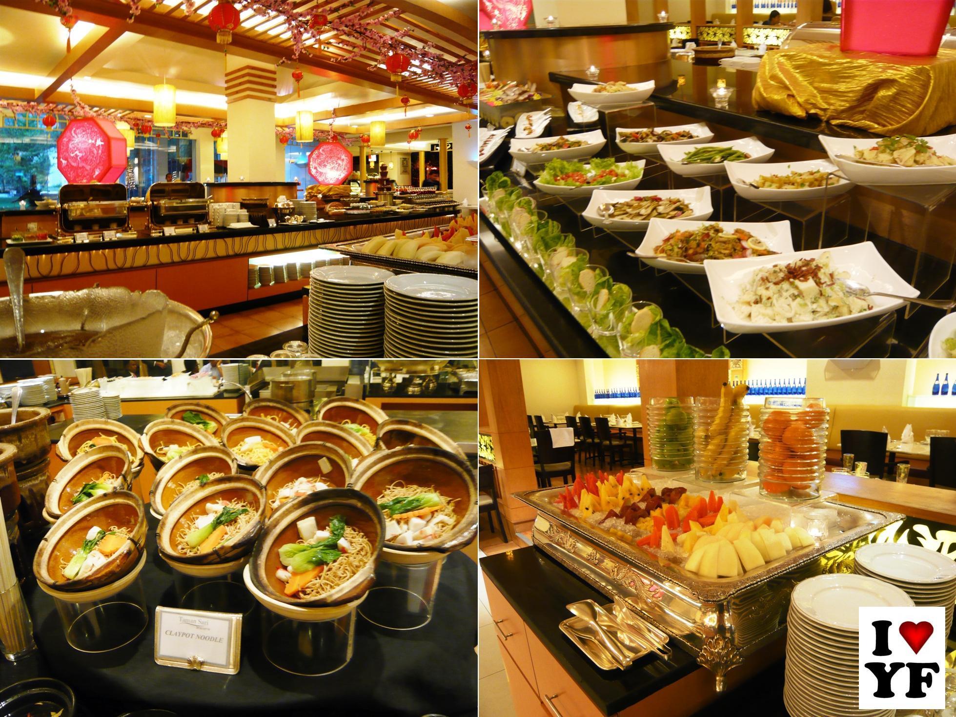 Hotel Istana Food Type I Love Yummy Food